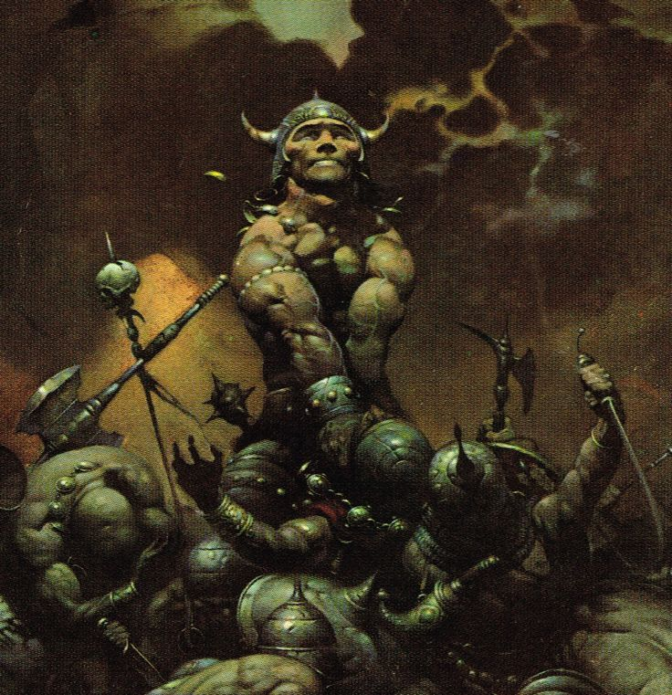 New Conan the Barbaria...