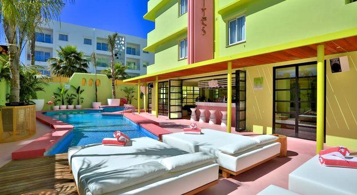 Tropicana Suites, Ibiza