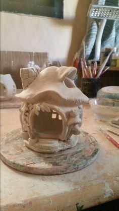Air dry clay mushroom house                                                                                                                                                                                                                                                                      12 Repins                                                                                                             5 likes