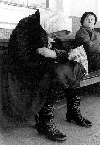 Waiting by Brano L!, via Flickr Ruzomberok