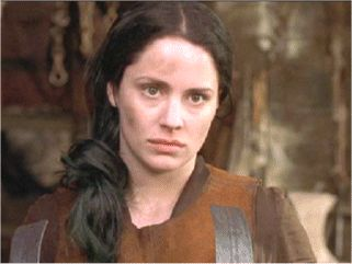 """Laura Fraser - I wished Heath Ledger had ended up with in """"A Knight's Tale"""""""