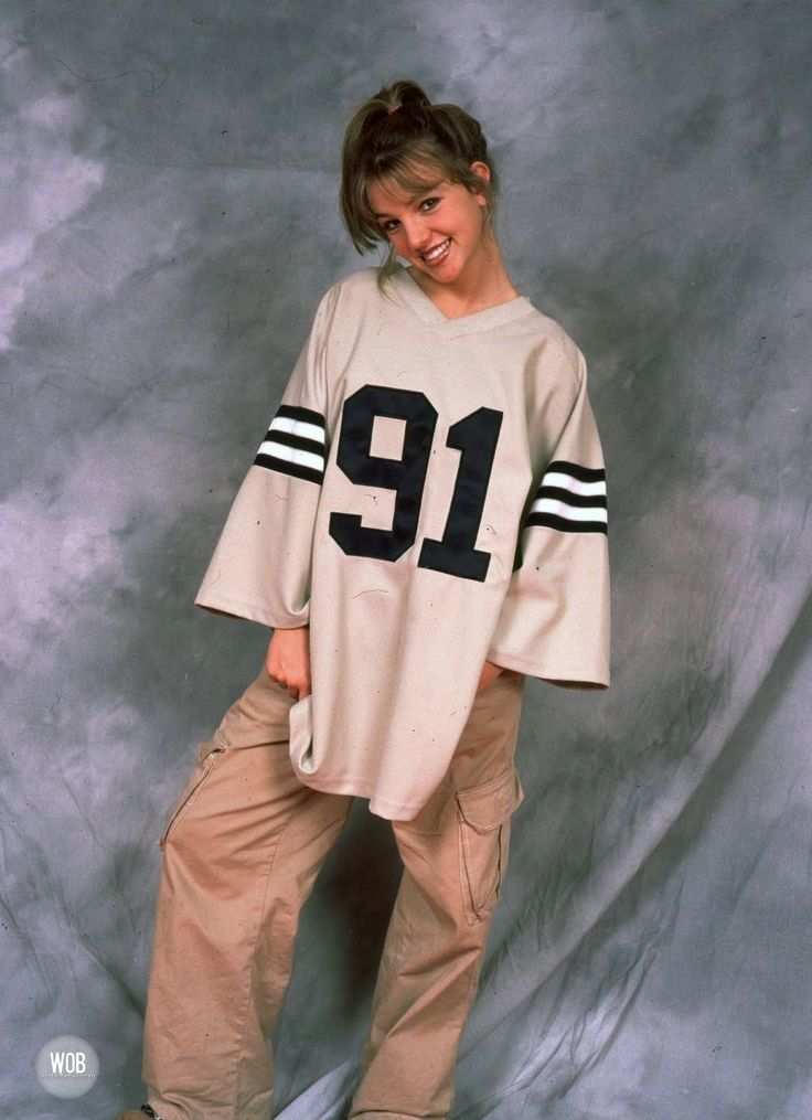 Britney...does anything get more 90's than this?