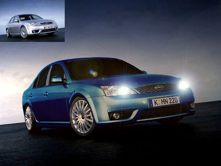 https://flic.kr/p/wsCpfD | Ford Mondeo ST220 Virtual tuning
