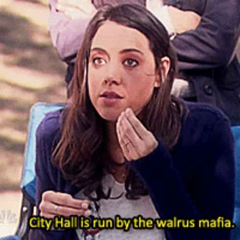 23 Signs You're The April Ludgate Of Your Workplace