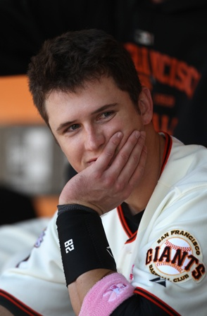 Buster Posey - San Francisco Giants catcher