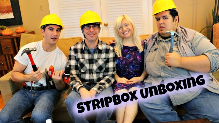 StripBox Unboxing
