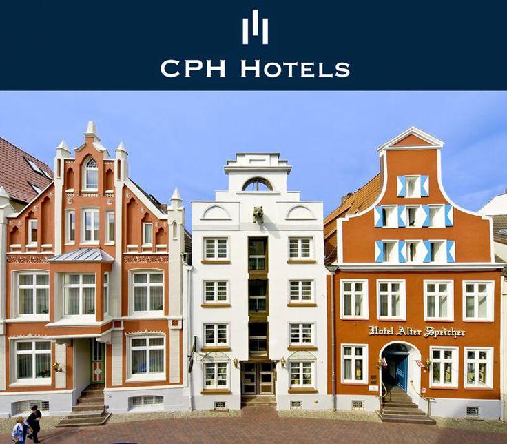 Hotels Wismar - City Partner Hotel Altstadt #Wismar http://wismar.cph-hotels.com