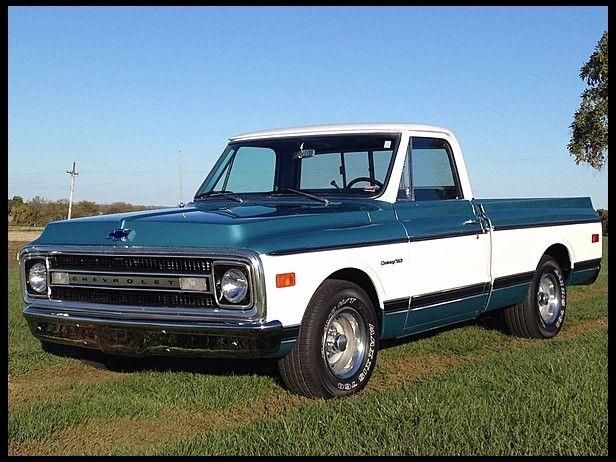 1969 Chevrolet C10 | Mecum Auctions