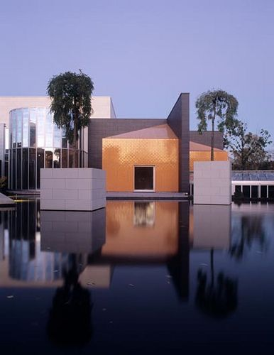 Ettore Sottsass architecture