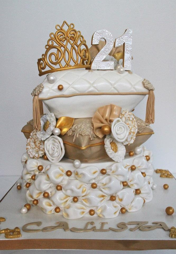 135 Best Images About 21th Birthday Cakes And Cupcakes On