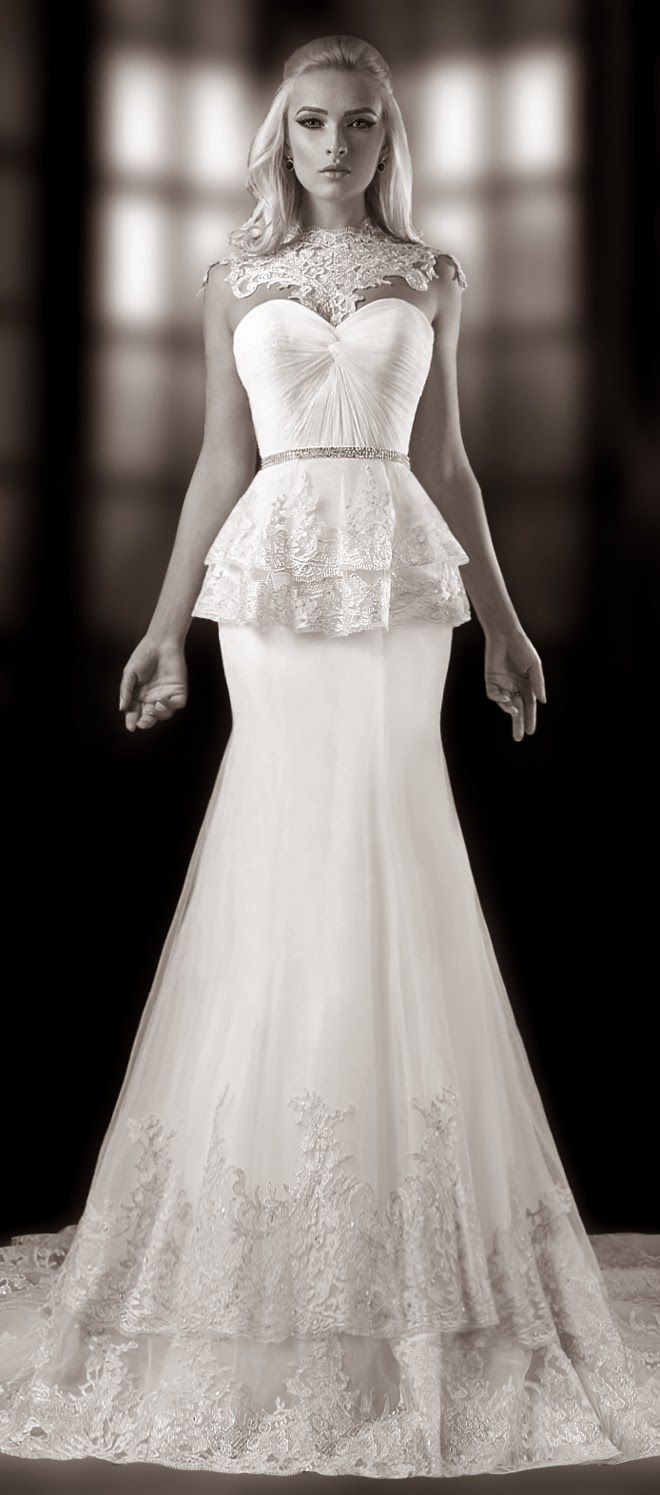 One Love by Bien Savvy 2014 Bridal Collection | bellethemagazine.com