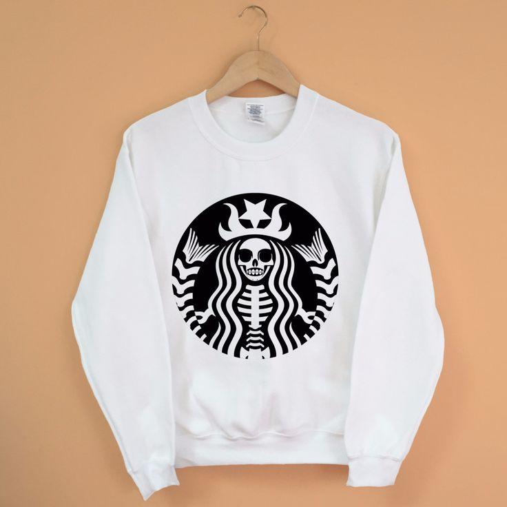 Goth Coffee Sweatshirt