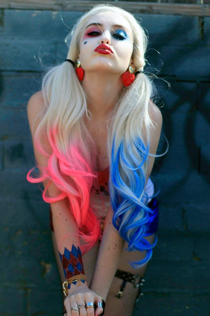 47 best Suicide Squad Halloween Costumes images on Pinterest