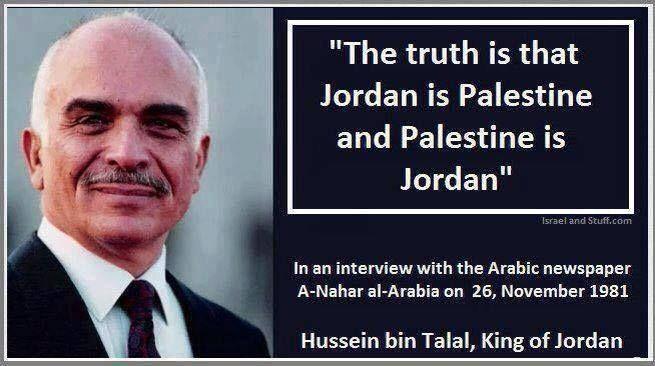 promoción prueba lago Titicaca  Jordan is Palestine and Palestine is Jordan | Palestine, Truth, Israel