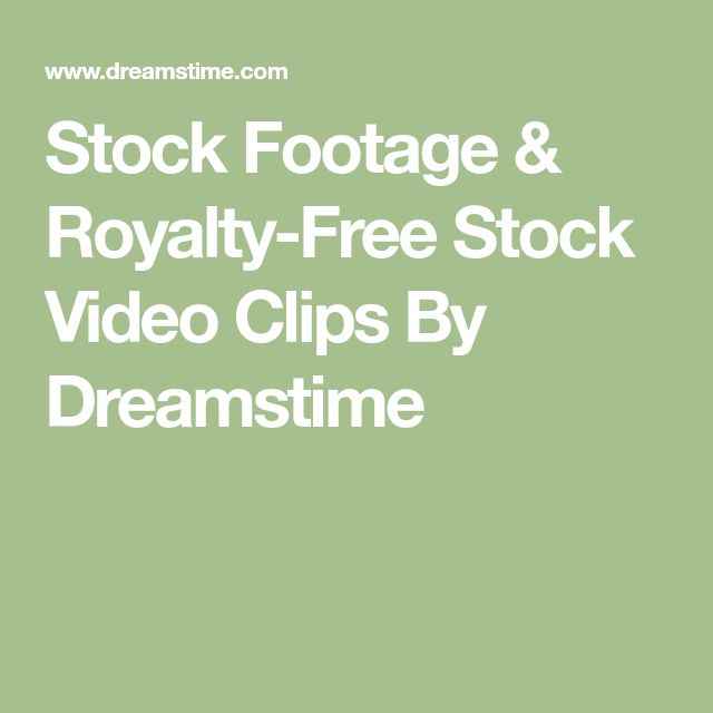 Stock Footage & Royalty-Free Stock Video Clips By Dreamstime