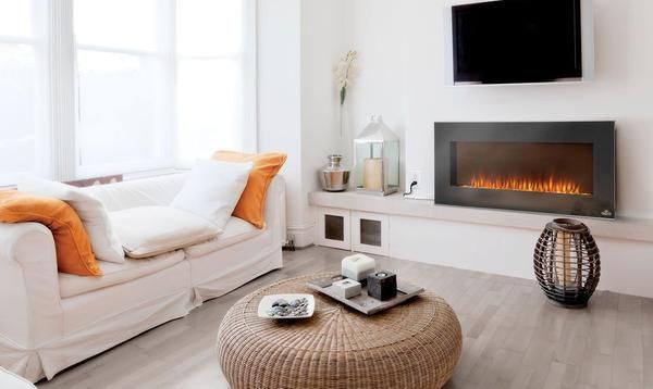 Best Wall Mount Electric Fireplace Ideas In Living Room In 2019