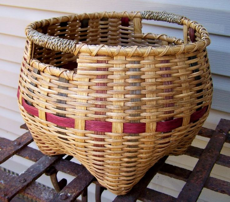 Native American Basket Weaving Kits : Best baskets images on basket weaving