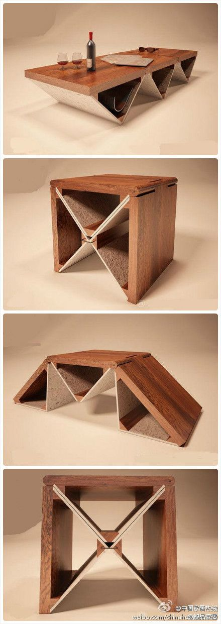 Wood design.