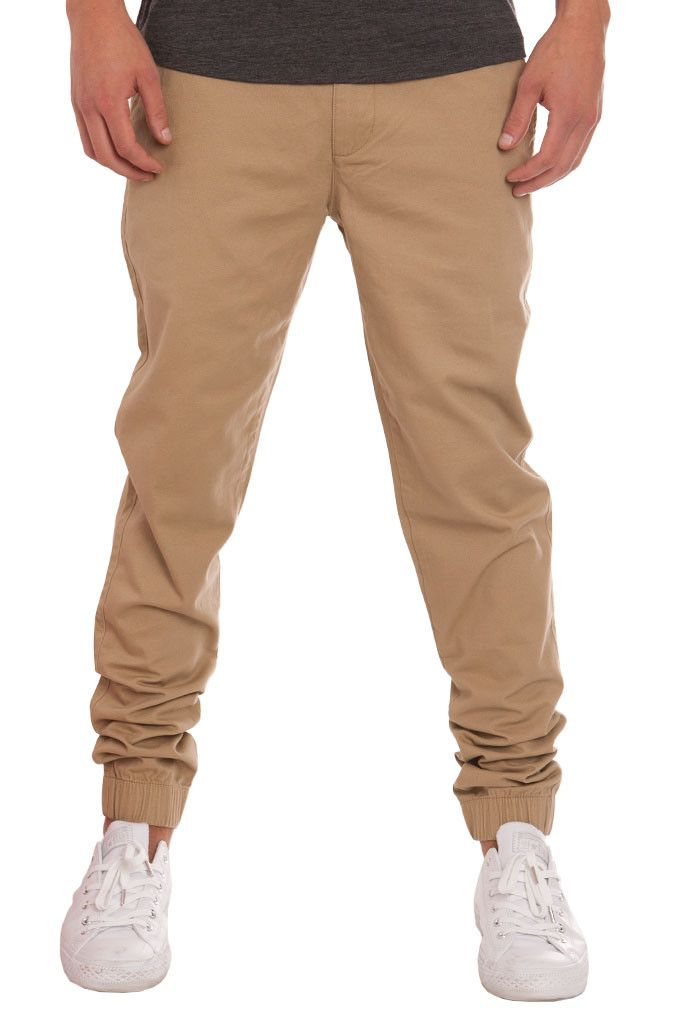 Wonderful Outlet Girls On Film Khaki Drawstring Jogging Trousers  Outlet Girls