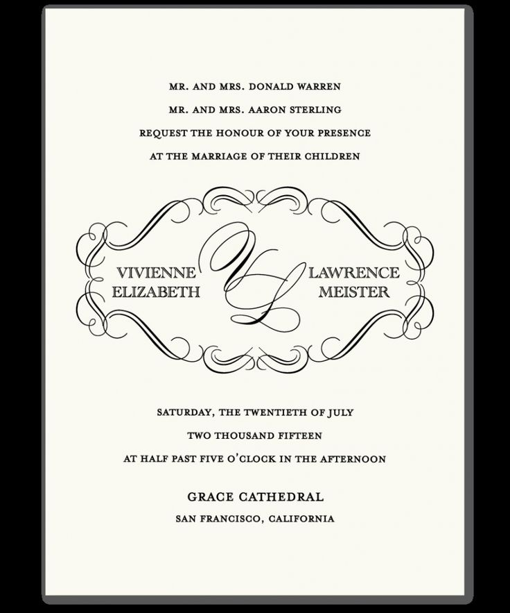 christian wedding invitations wording galleryhip the invitation - Christian Wedding Invitation Wording