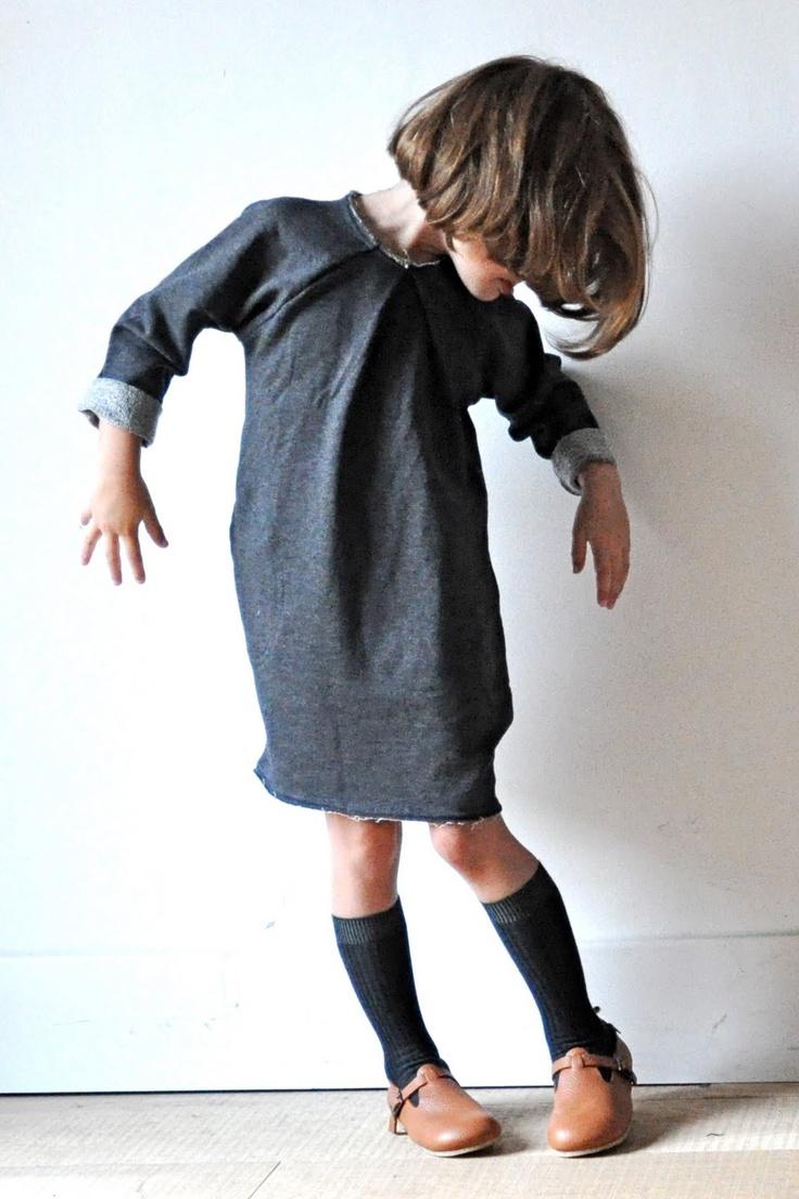 Un ensemble sympa comme tout !  Sabots #Birkenstock : http://www.birkenstock-france.com/enfants/sabots.html