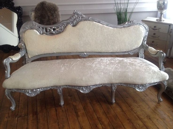Georgian style chaise and 2 armchairs | Belfast | Gumtree ...