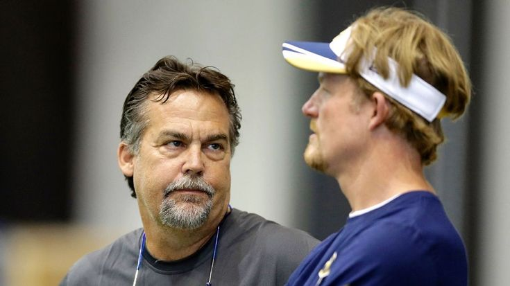 Rams Jeff Fisher and Les Snead toxic relationship gets worse - https://movietvtechgeeks.com/rams-jeff-fisher-les-snead-toxic-relationship-gets-worse/-Jeff Fisher and GM Les Snead Deny 'Toxic' Relationship in Latest Rams Feud