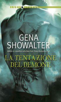 128. La tentazione del demone - Gena Showalter