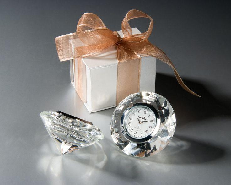 Ρολόι Πρίσμα Β - Είδη γάμου & βάπτισης, μπομπονιέρες γάμου | tornaris-rina.gr