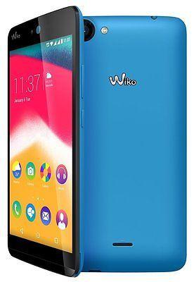 WIKO Rainbow Jam Dual Sim blau Smartphone 16GB Speicher NEU & OVPsparen25.com , sparen25.de , sparen25.info