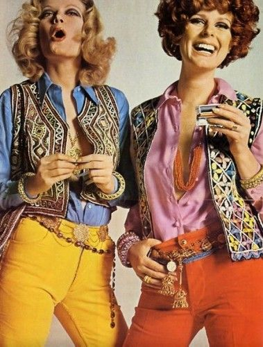 "1960s Fashion for Women. 1960′s Main Stream ""Hippie"" Clothes"