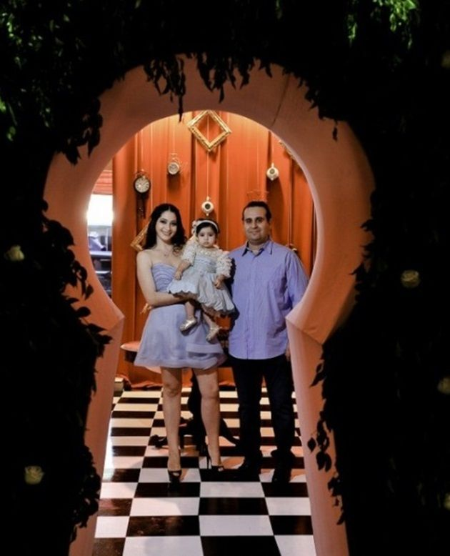 Feste de 1 ano, festa de 1 ano de menina, festa infantil, festa em Ponta Porã, Blog Palpite de Luxo