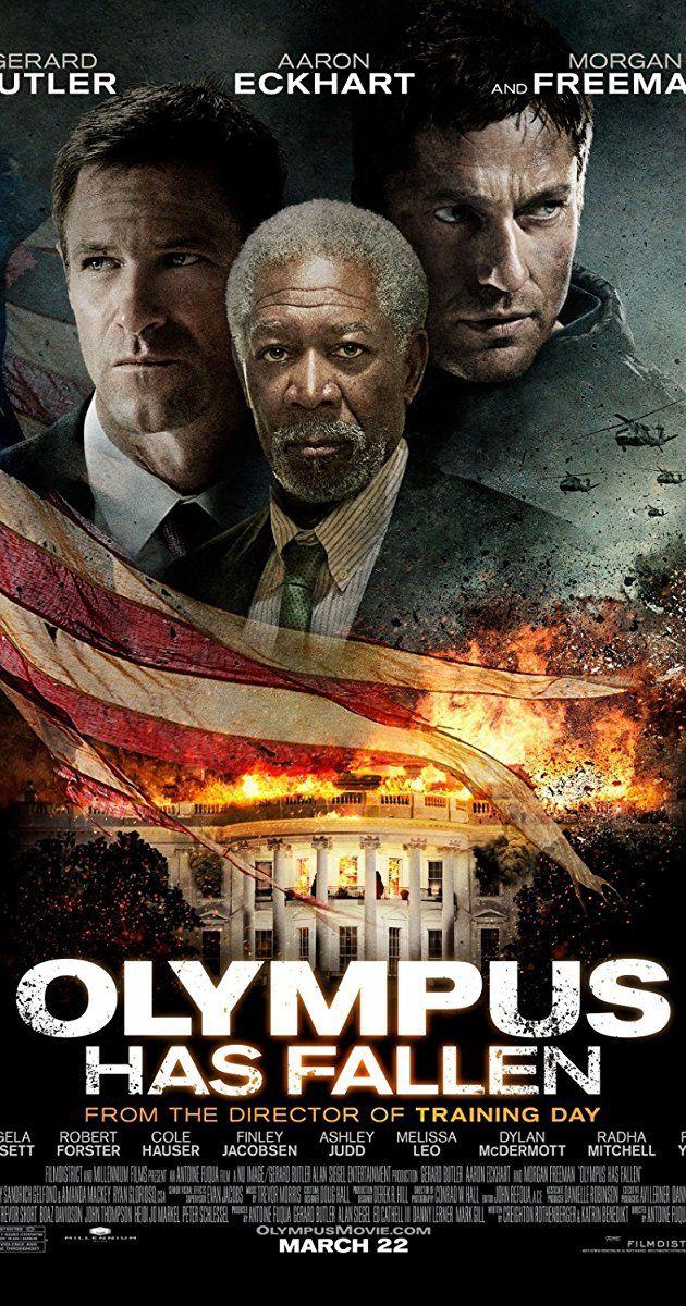 Olympus Has Fallen (2013) - IMDb