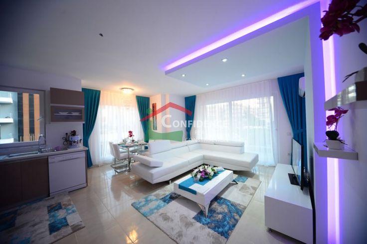 Комплекс на стадии строительства с без% рассрочкой по самым низким ценам - Махмутлар Недвижимость - Алания Недвижимость - Анталия - Турция