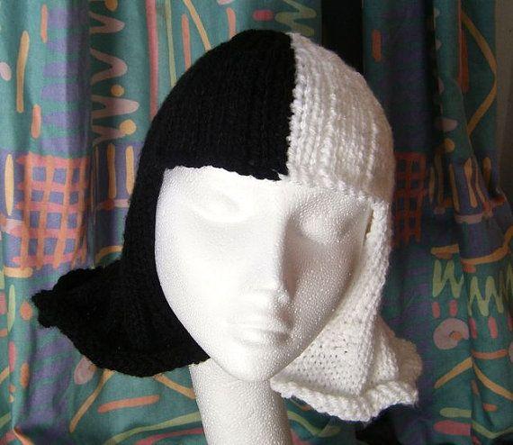 Cruella Deville knitting pattern perfect for by WildDaffodil