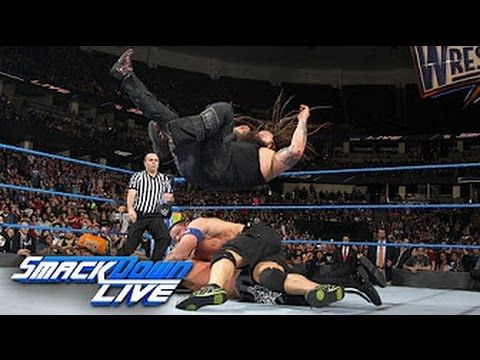 WWE SmackDown Live 28th February 2017 Highlights HD