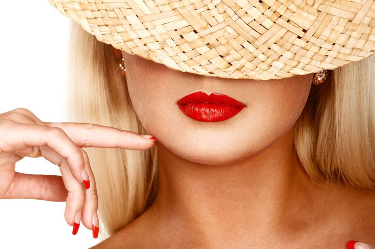 how to get good lips