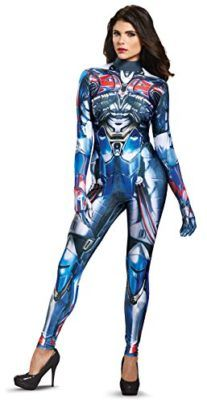 Disguise Womens Optimus Prime Movie Female Bodysuit Costume    Fight to break the evil forces of the Deceptions in our Optimus High Film Feminine Bodysuit Dress that includes personality correct artwork and whole zipper again closure. Beginning at wrist lets in connected gloves to slip simply off and on! Product Contains: One complete bodysuit. Formally Authorized  The post Disguise Womens Optimus Prime Movie Female Bodysuit Costume appeared first on Halloween Costumes Best.  #bodysuit…