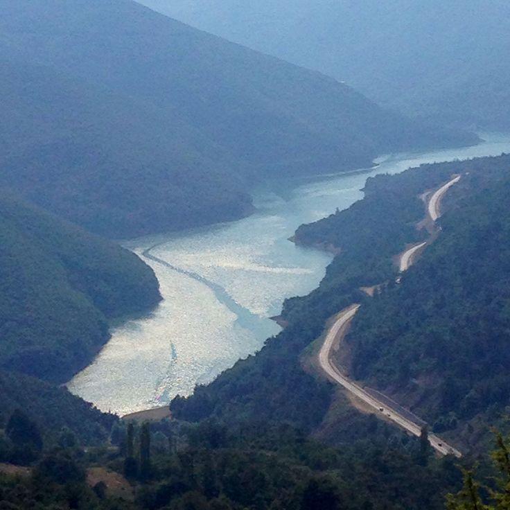 #Doğancı #Baraj #Barrage #Lake #Reservoir