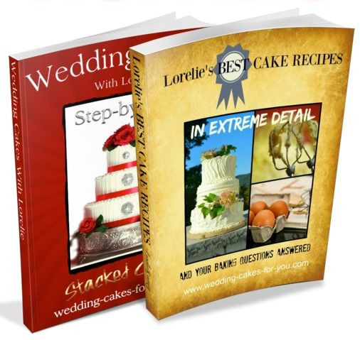 Start Making Wedding Cakes Right Now!