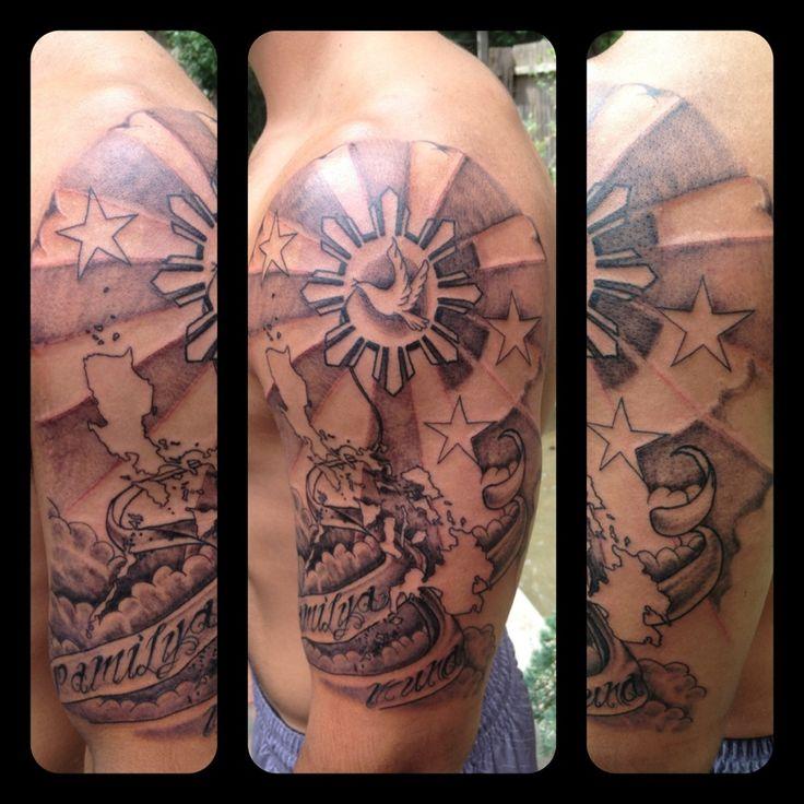 Filipino Tattoo Tribal Designs