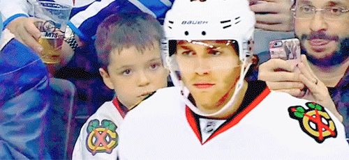 kanerboo: Patrick Kane and his funny facesrequested by @coffeekristin :D