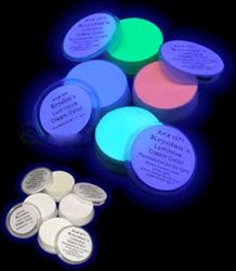 how to make luminescent paint