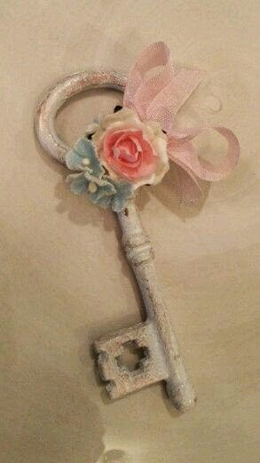 Lord Jesus, You are the KEY to my heart.