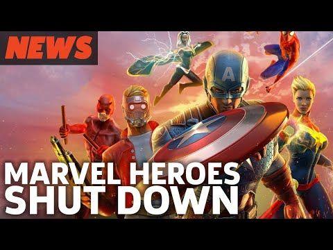 Disney Shuts Down Marvel Heroes & EA Boss Talks Star Wars Loot Box Drama - GS News Roundup