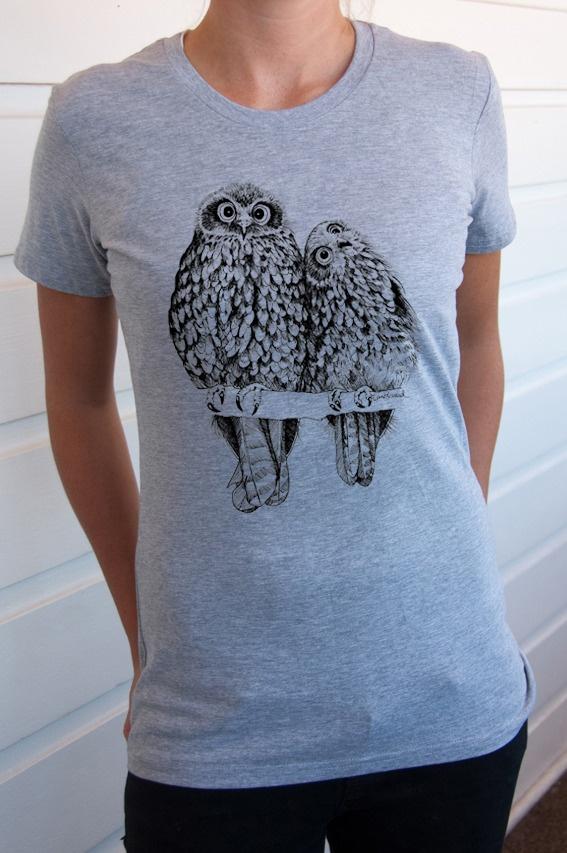 Image of Morepork/Ruru T-shirt
