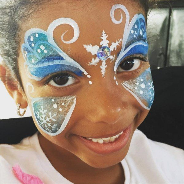 120 best Face Painting Designs images on Pinterest | Face painting ...