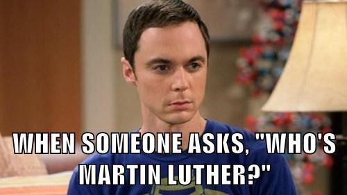 who's Martin Luther? #lutheran #humor