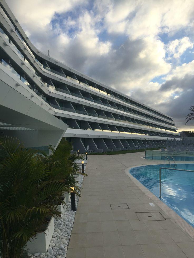 Santa Monica hotel, Playa del Ingles, Gran Canaria