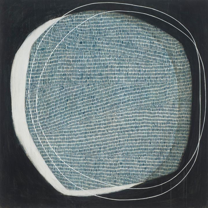 hello moon par Karine Leger